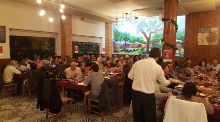 éxito de participación en la 2ª cena solidaria del psoe-a de bormujos