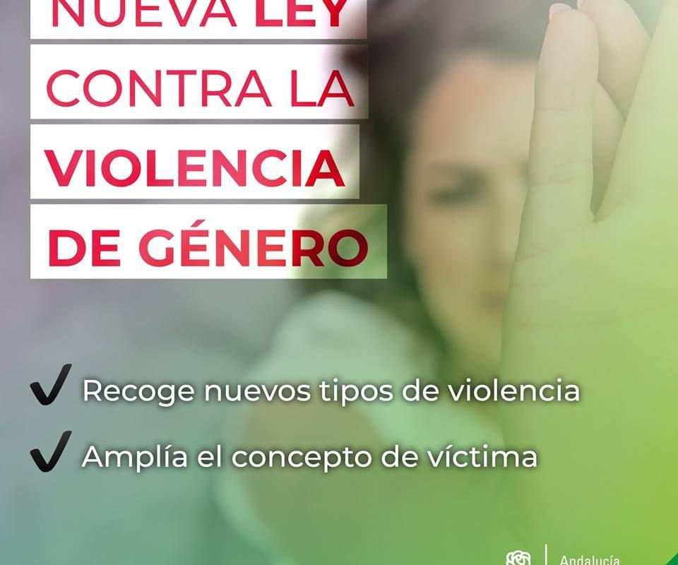 nueva ley contra la violencia de género