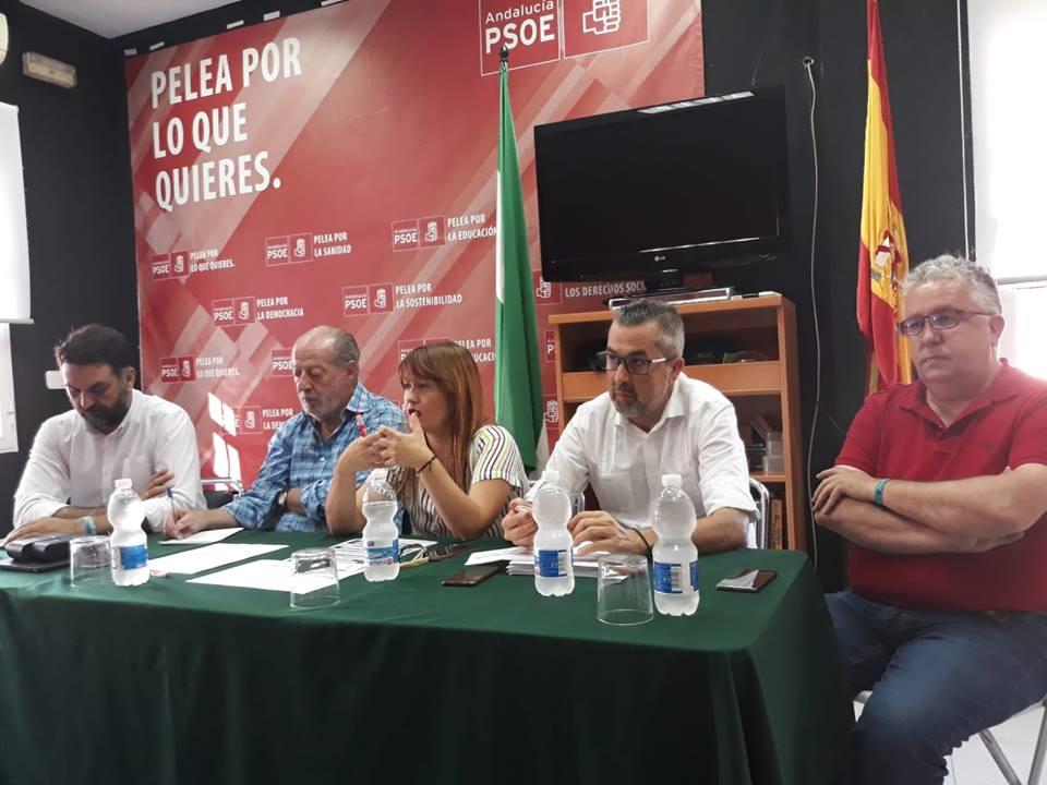 consejo comarcal del psoe-a cornisa aljarafe