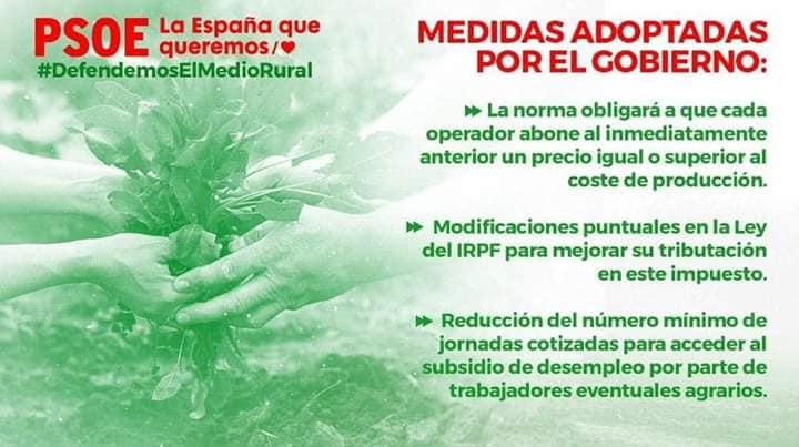 DEFENDIENDO EL MEDIO RURAL