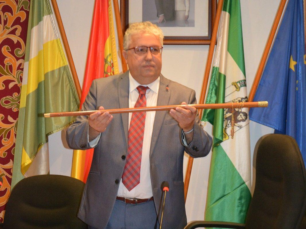 FRANCISCO MOLINA HARO NOMBRADO VICEPRESIDENTE EJECUTIVO DEL CONSORCIO PROVINCIAL DE AGUAS.