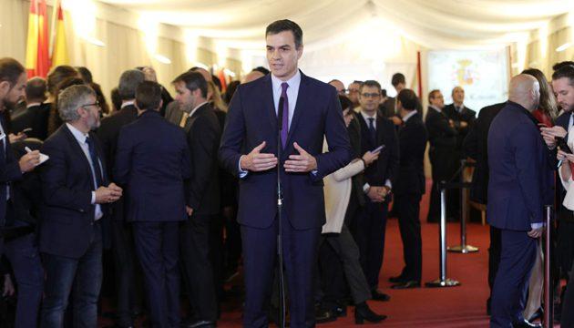 """Sánchez apela a """"la responsabilidad"""" y """"al acuerdo entre diferentes"""" para que España tenga """"cuanto antes un gobierno"""