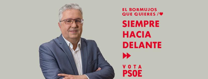 """""""126 medidas para Bormujos"""". programa electoral del psoe-a de bormujos 2019-2023"""