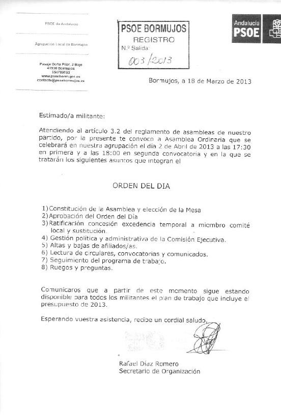 convocatoria asamblea 1-4-2013
